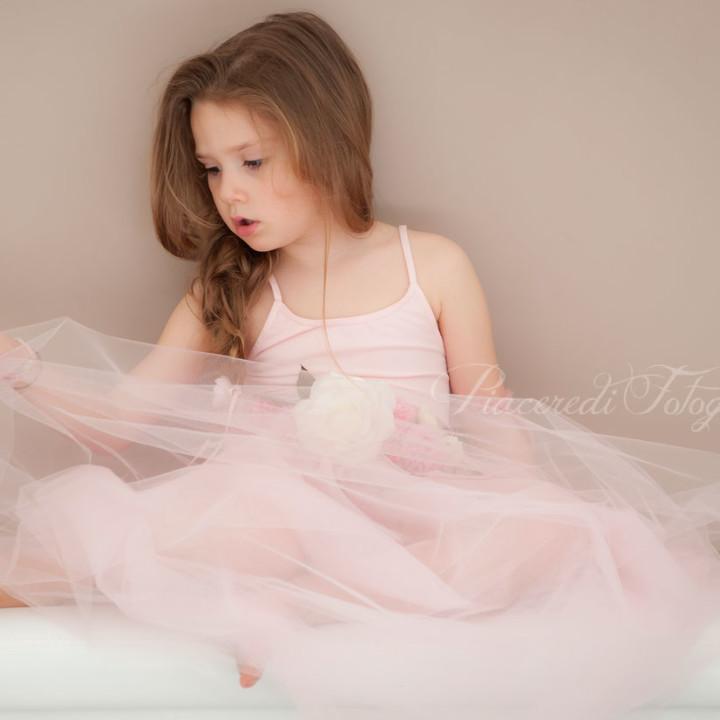 Annalisa, una fatina rosa