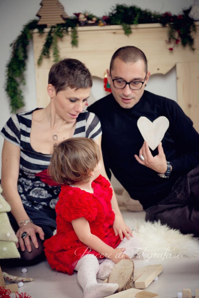 foto famiglie roma emma natale