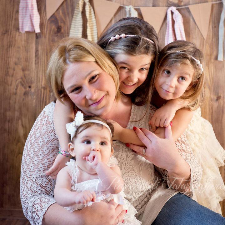 Una zia e le sue nipotine