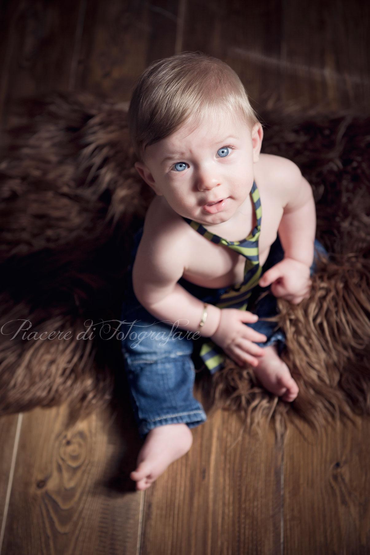 Ben noto Racconto servizio fotografico bambino Roma Mattia KB41