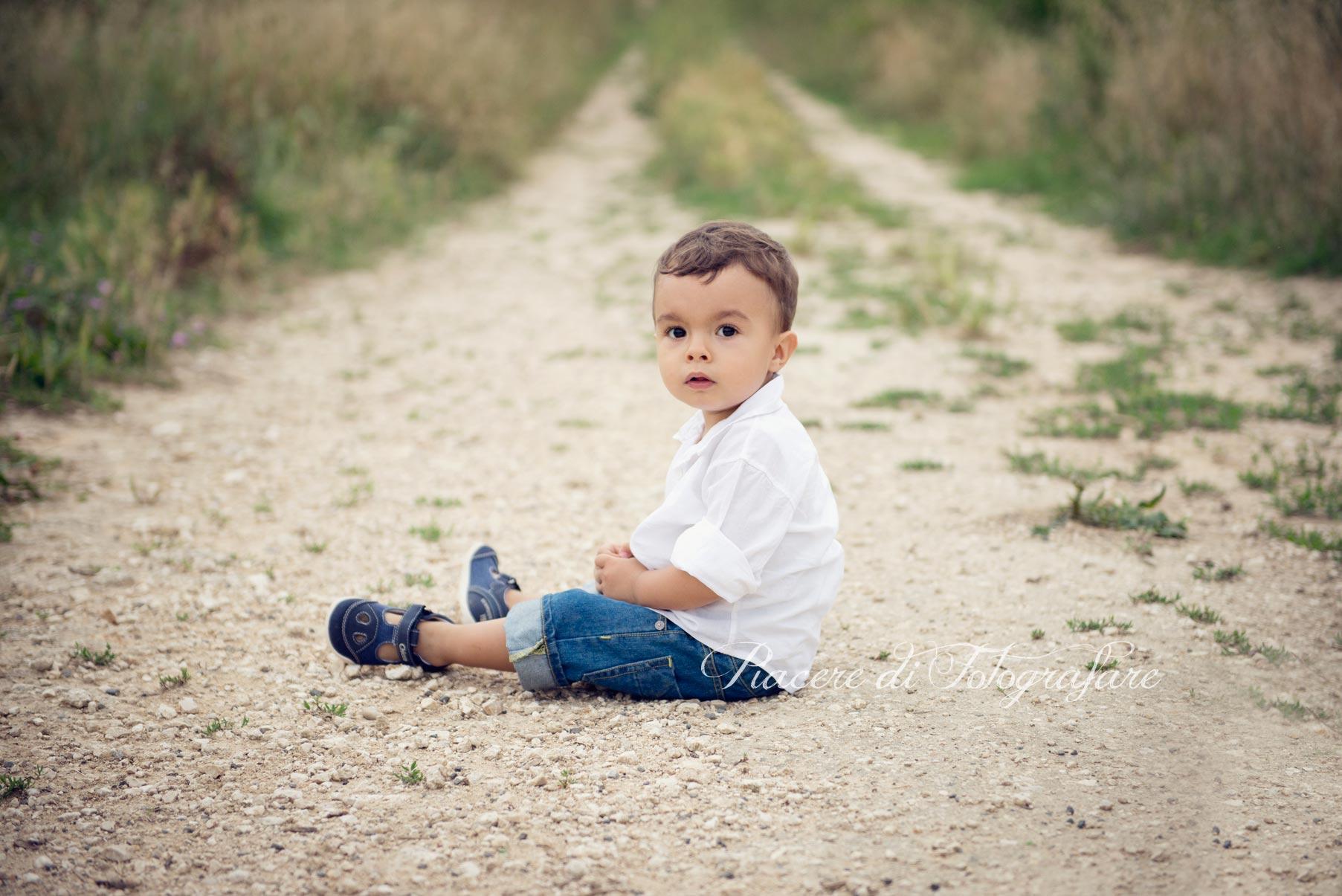 Popolare Racconto servizio fotografico bambino roma Michele OW95