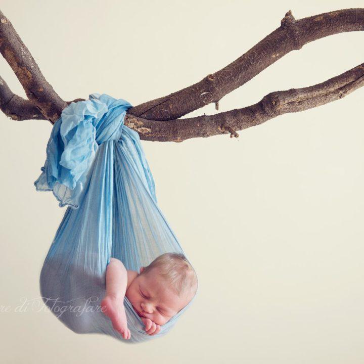 Principino appena nato