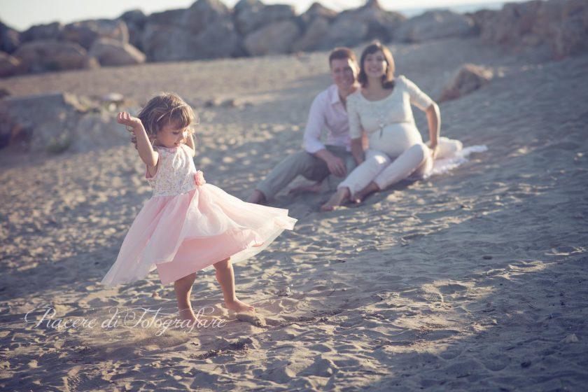 servizi fotografici famiglia roma mare