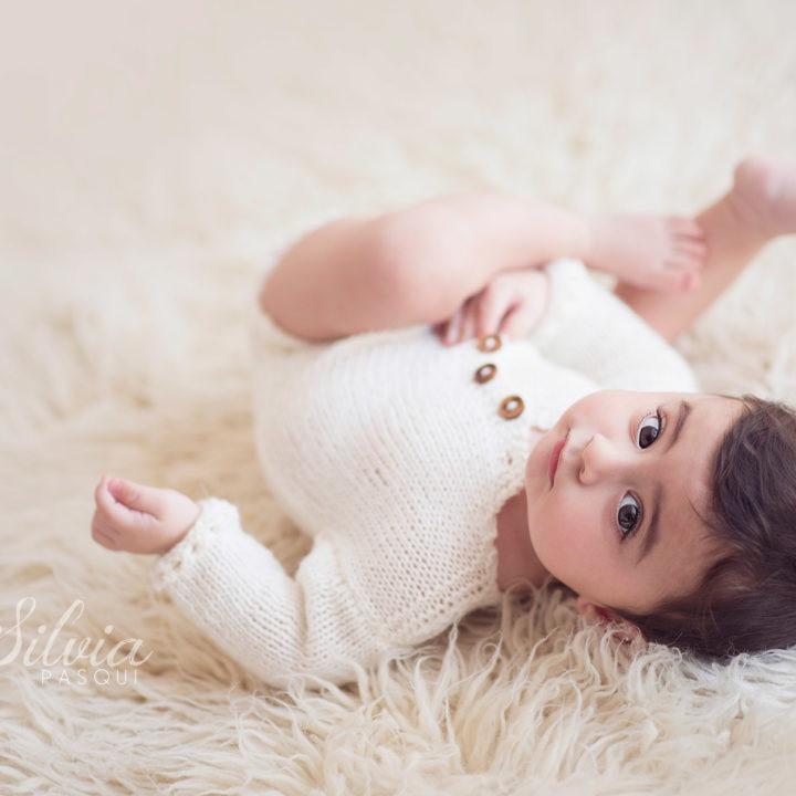 Flavio, 7 mesi