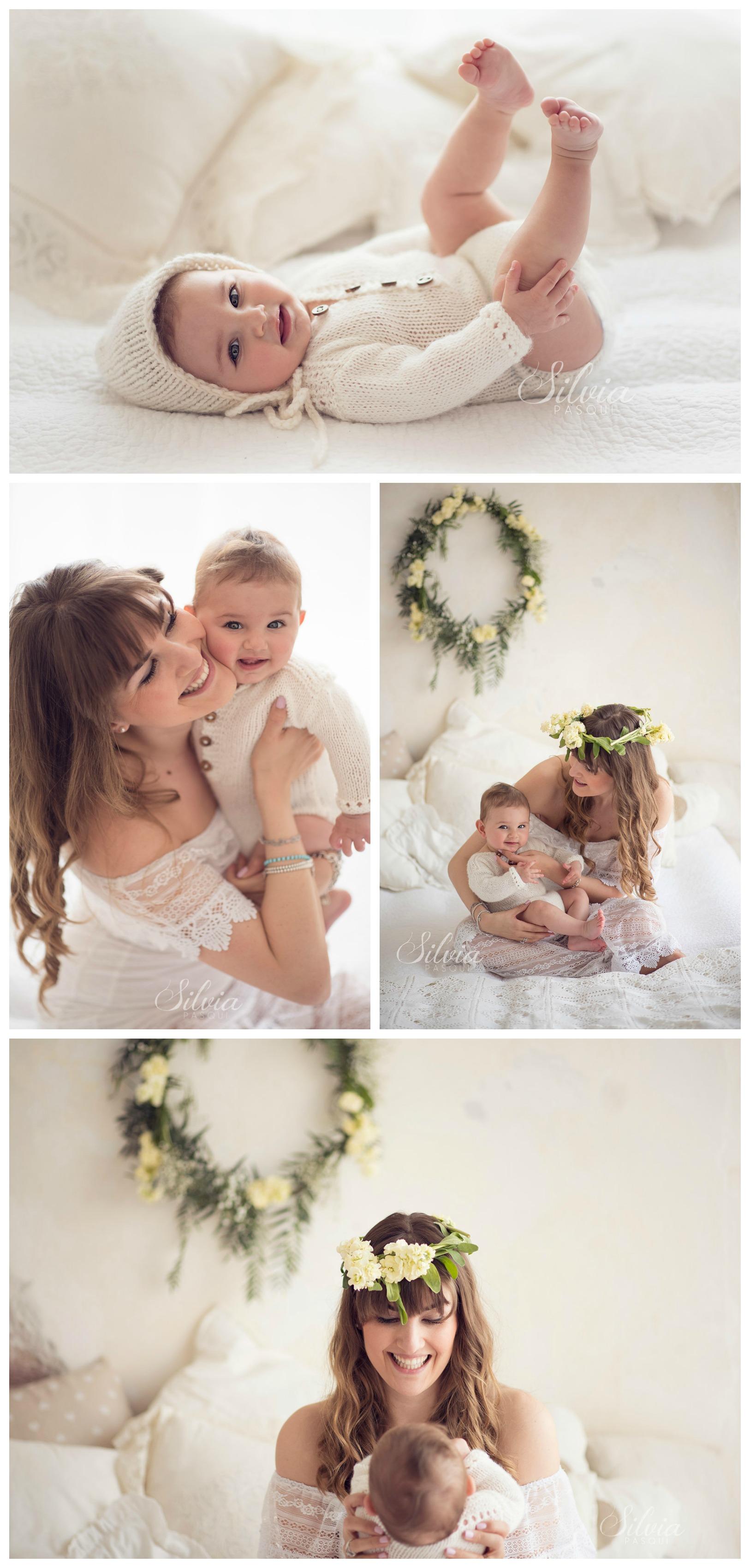 servizi foto festa mamma e bambino