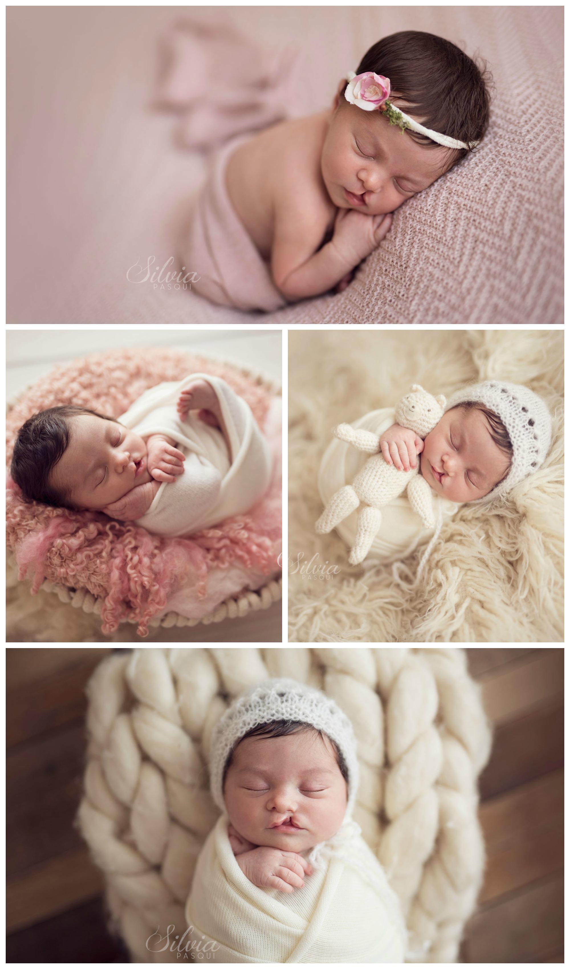 book fotografici neonati roma labbro