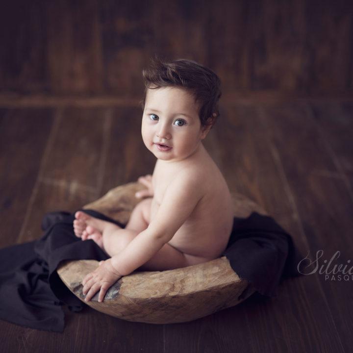 Diego, 8 mesi
