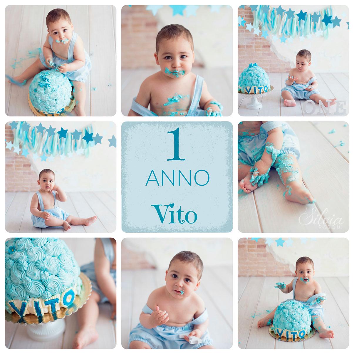 fotografie primo compleanno bambini roma