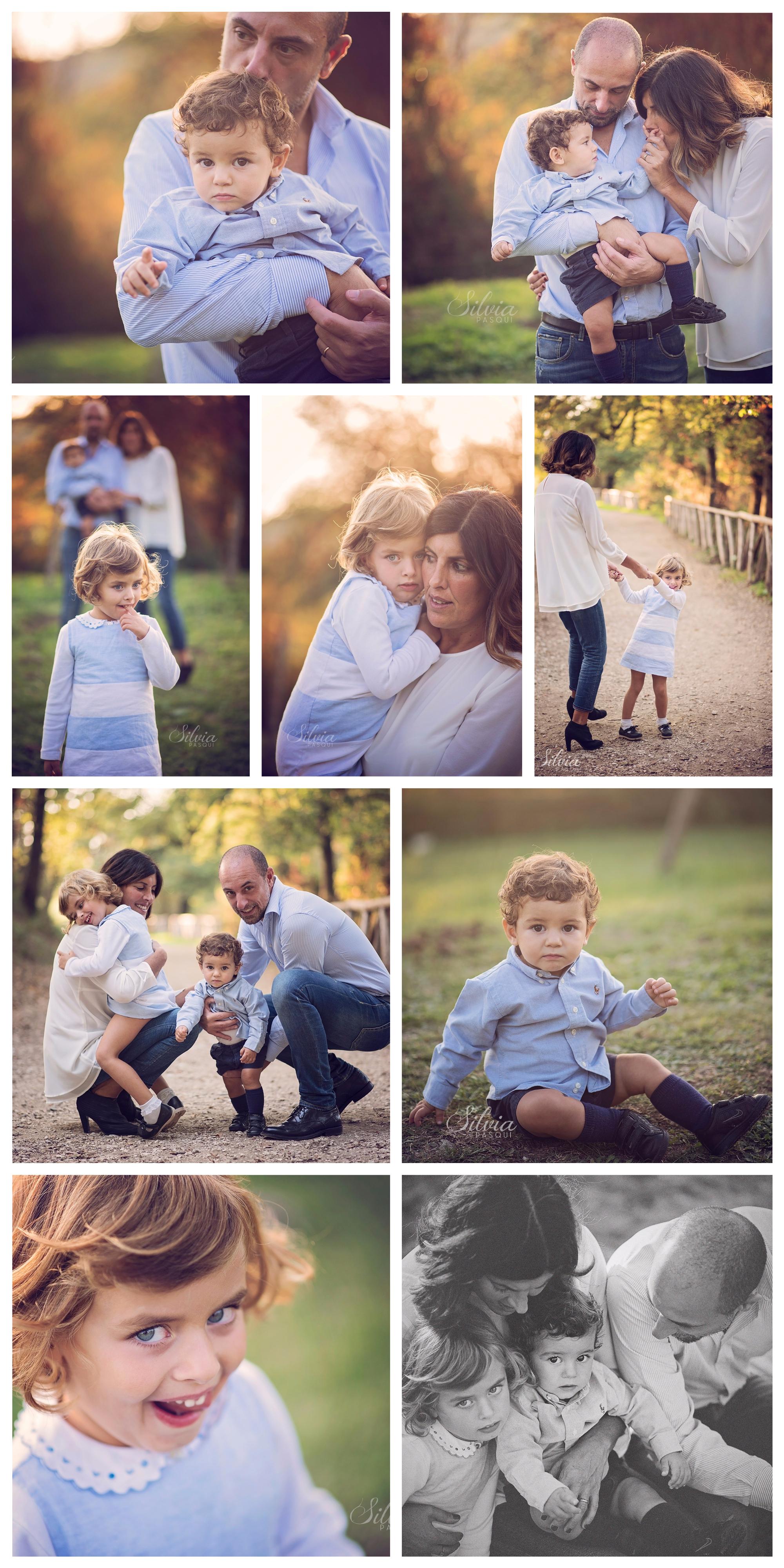 fotografa famiglie