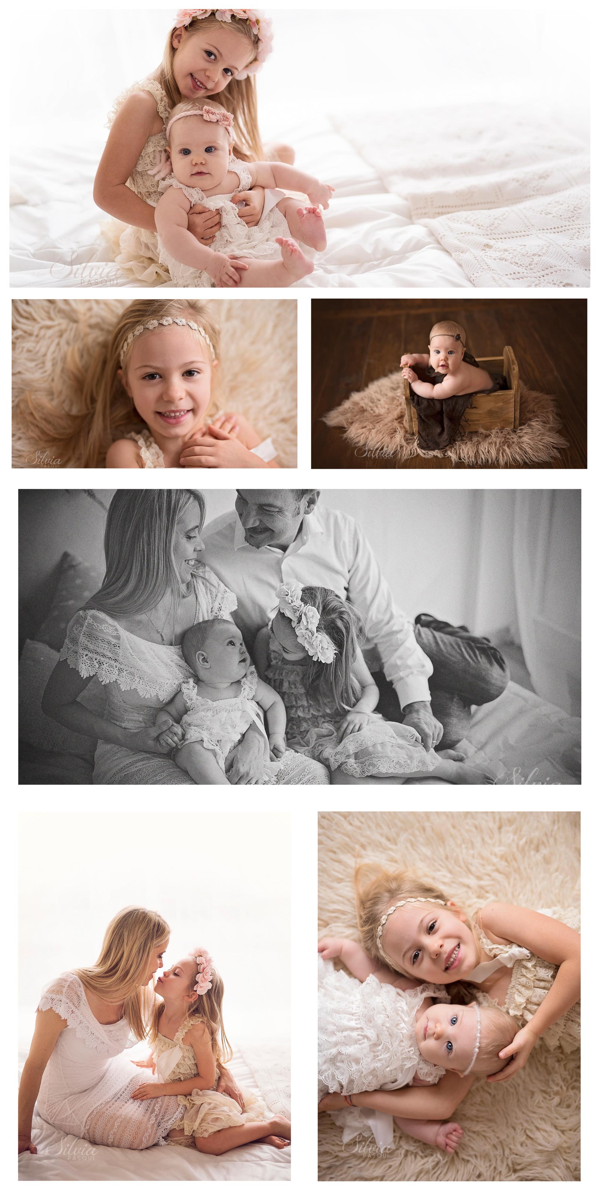 servizi fotografici bambine