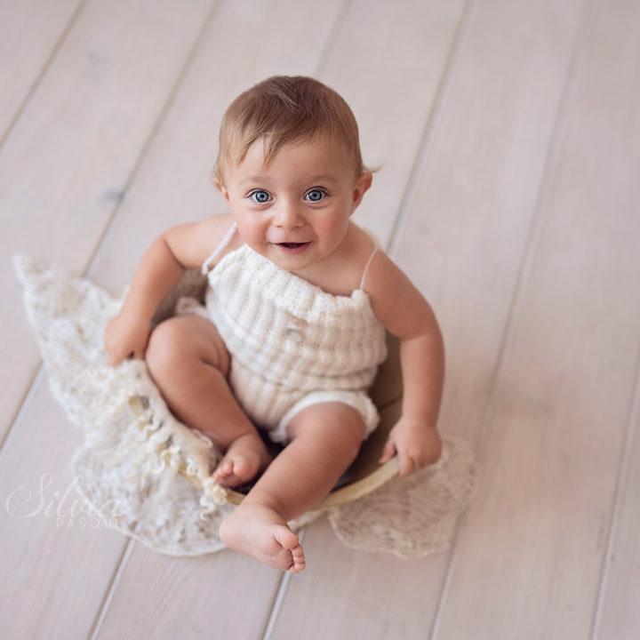 Davide, 10 mesi