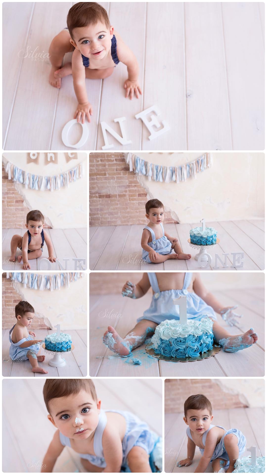 foto bambini torta