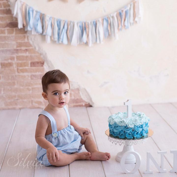 Davide,1 anno