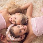 book fotografici bambine roma