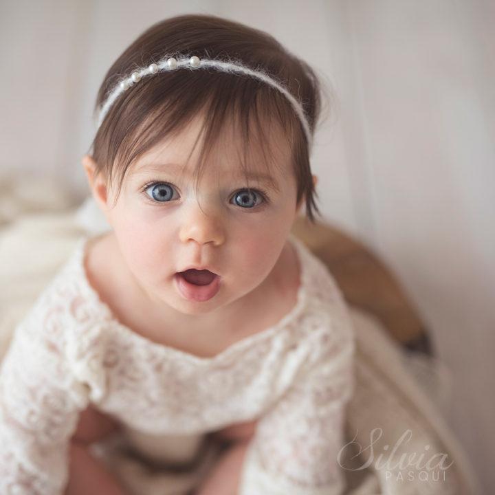 Livia, 7 mesi