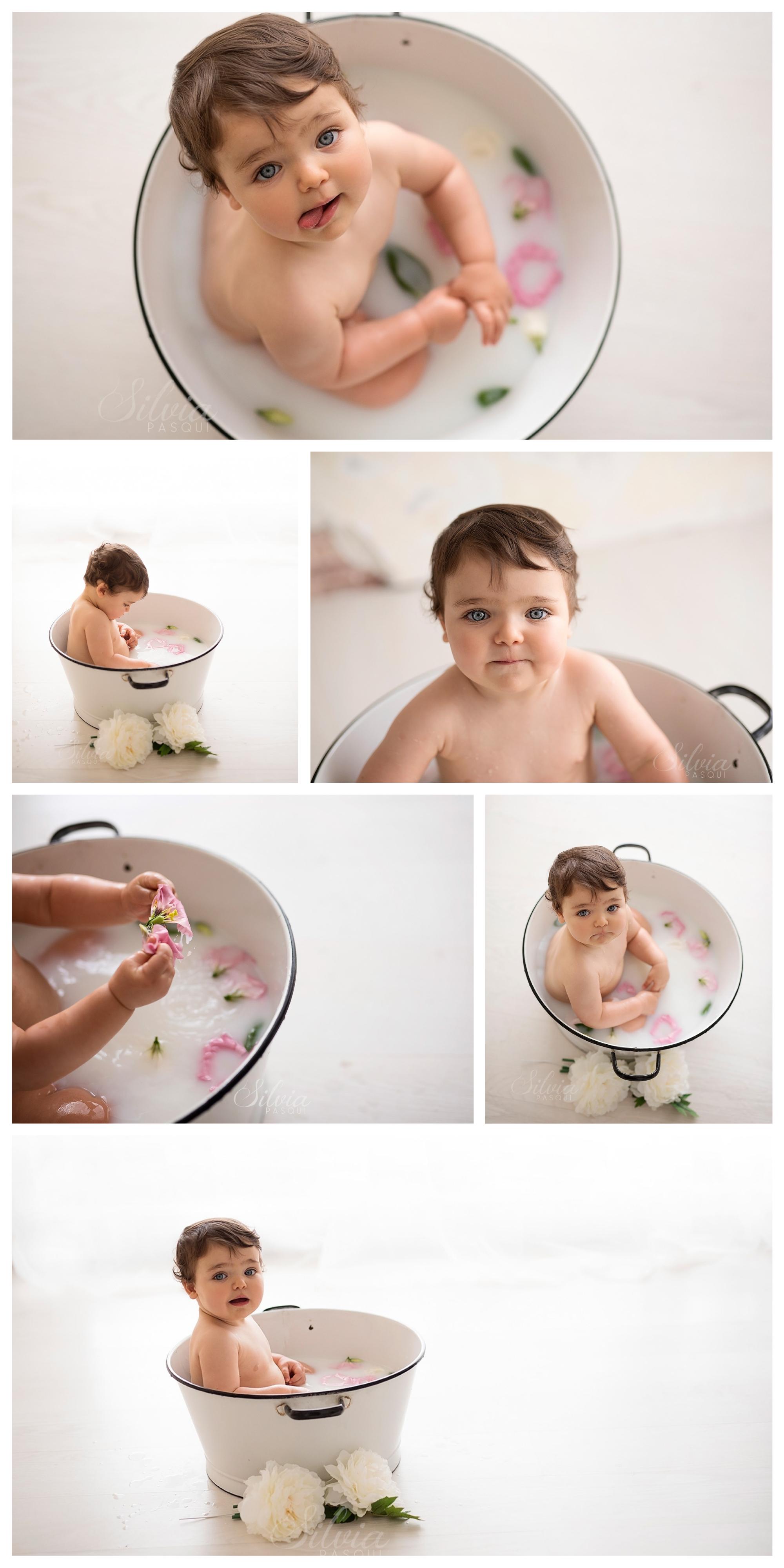 foto bambini primo compleanno