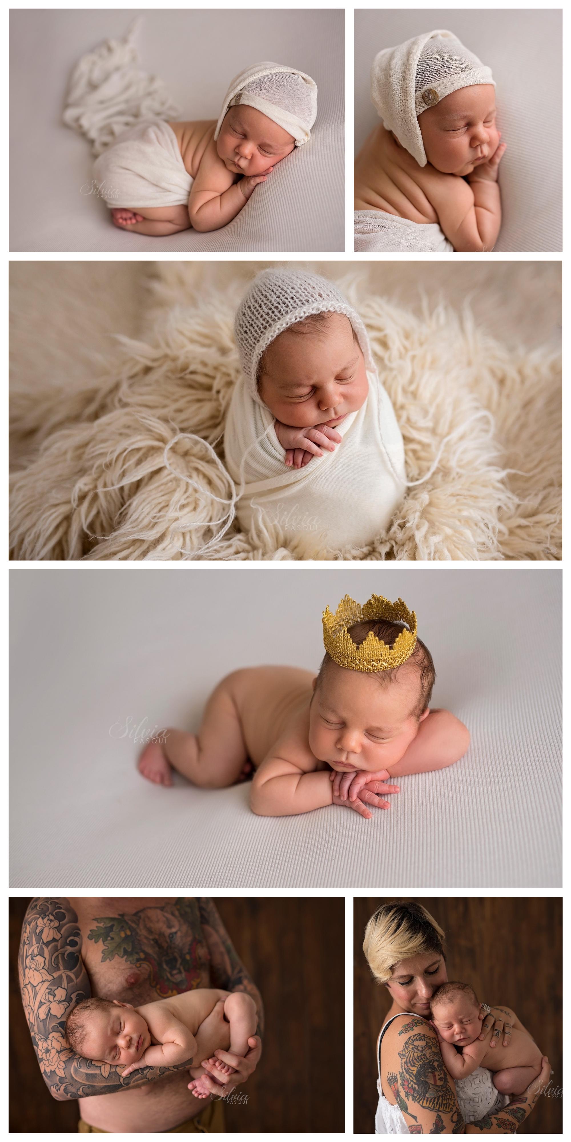 servizi fotografici professionali per neonati