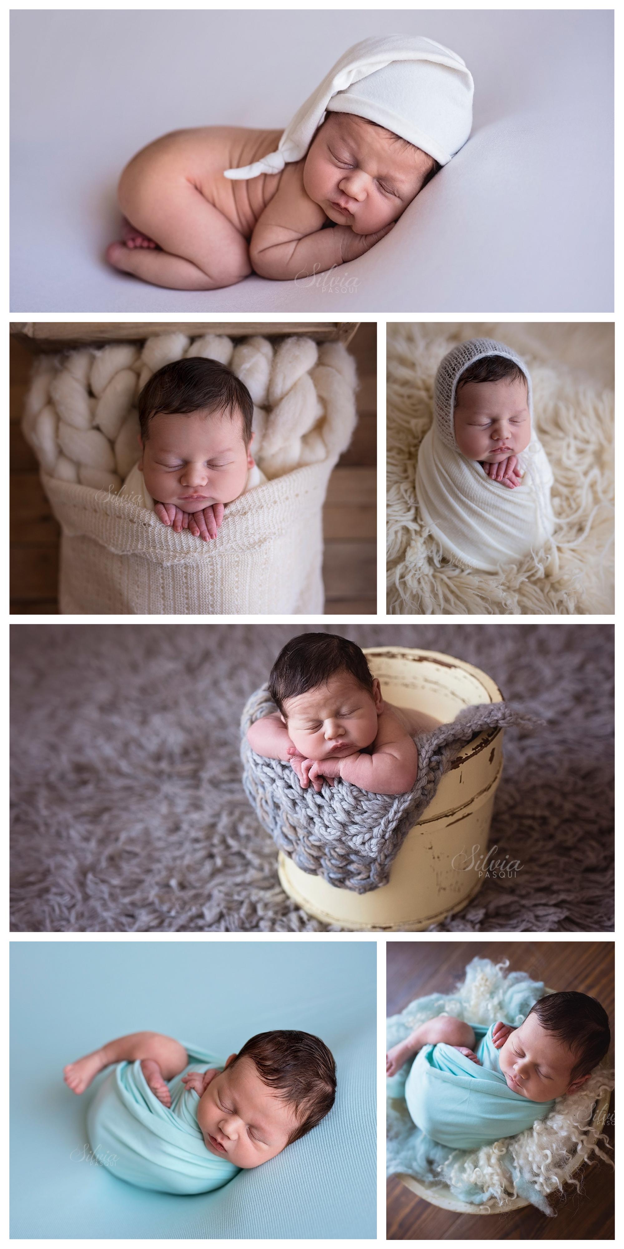 fotografie a neonati