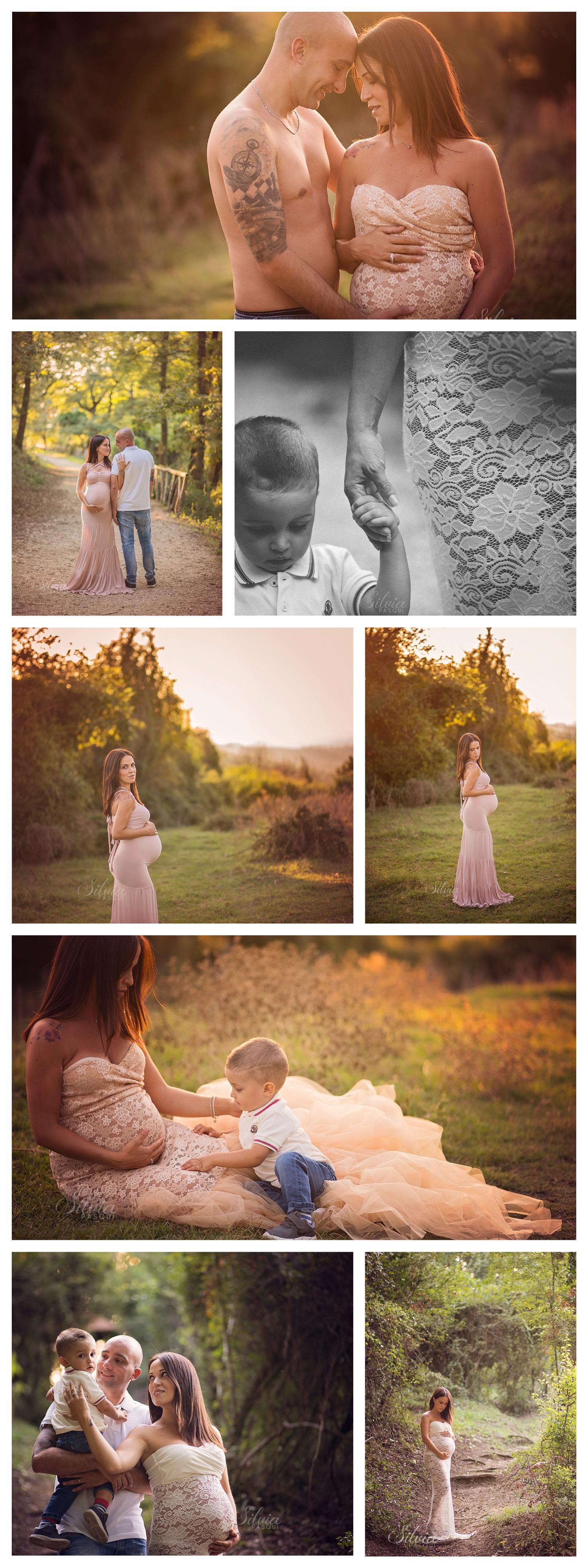 fotografa gravidanza e dolce attesa