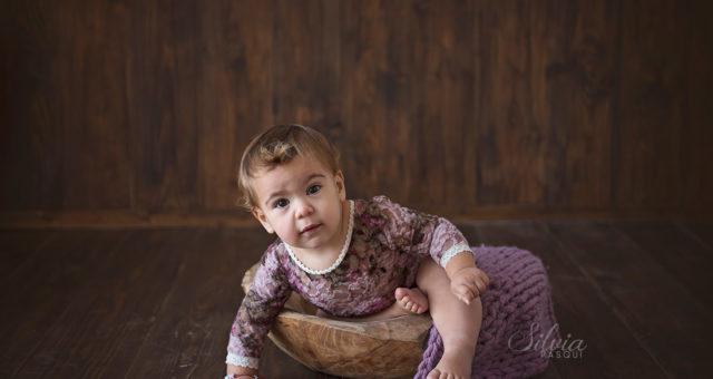 Roberta, 11 mesi