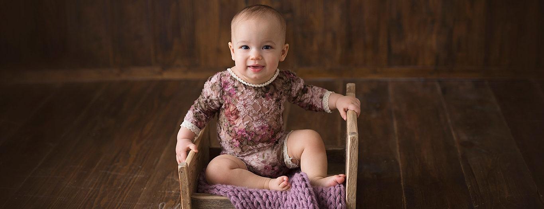 Giorgia, 11 mesi