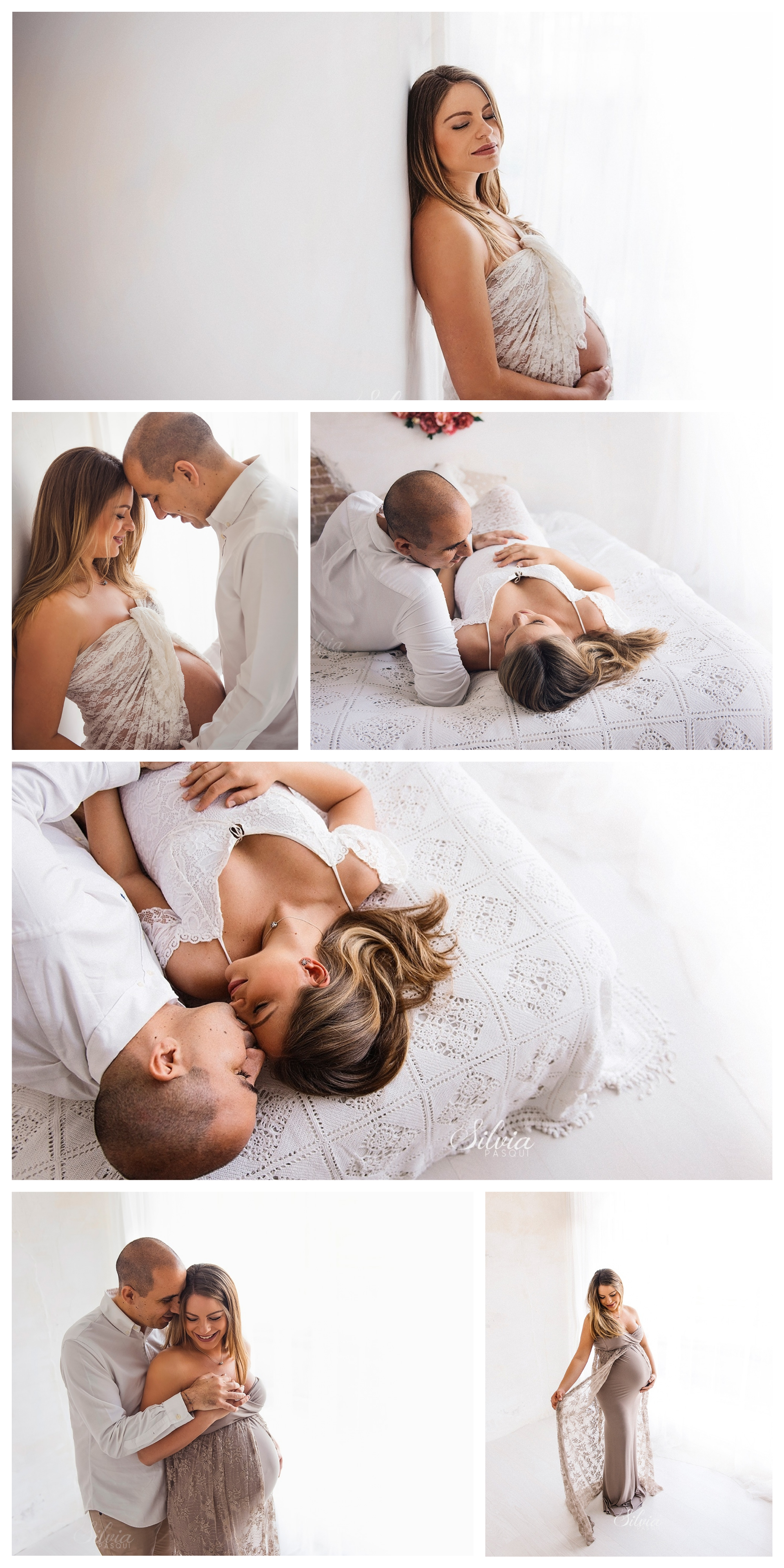 fotografa foto gravidanza