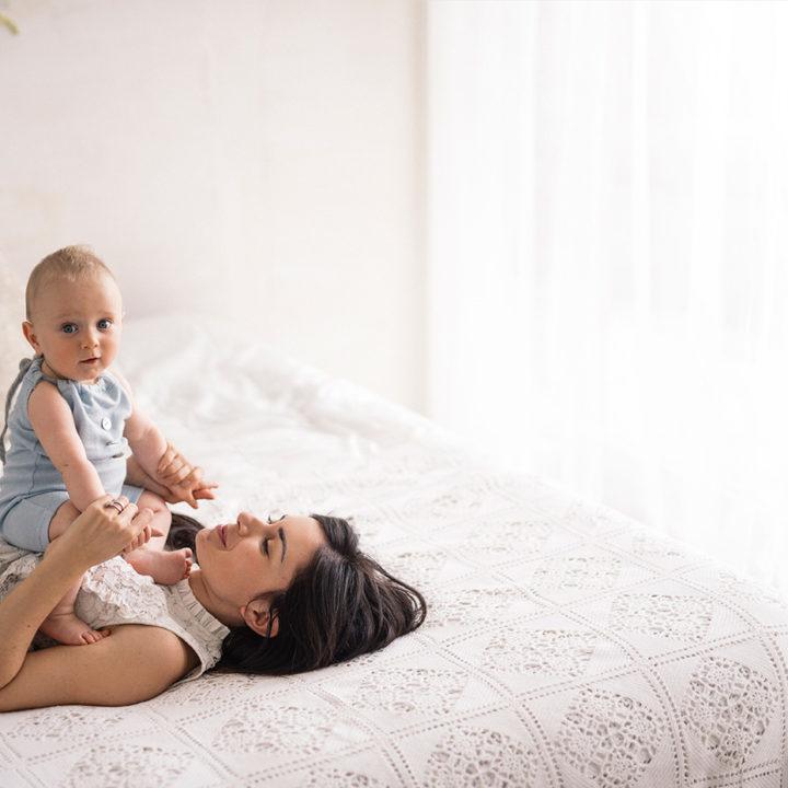 Gabriele, 6 mesi