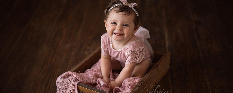 Benedetta, 8 mesi