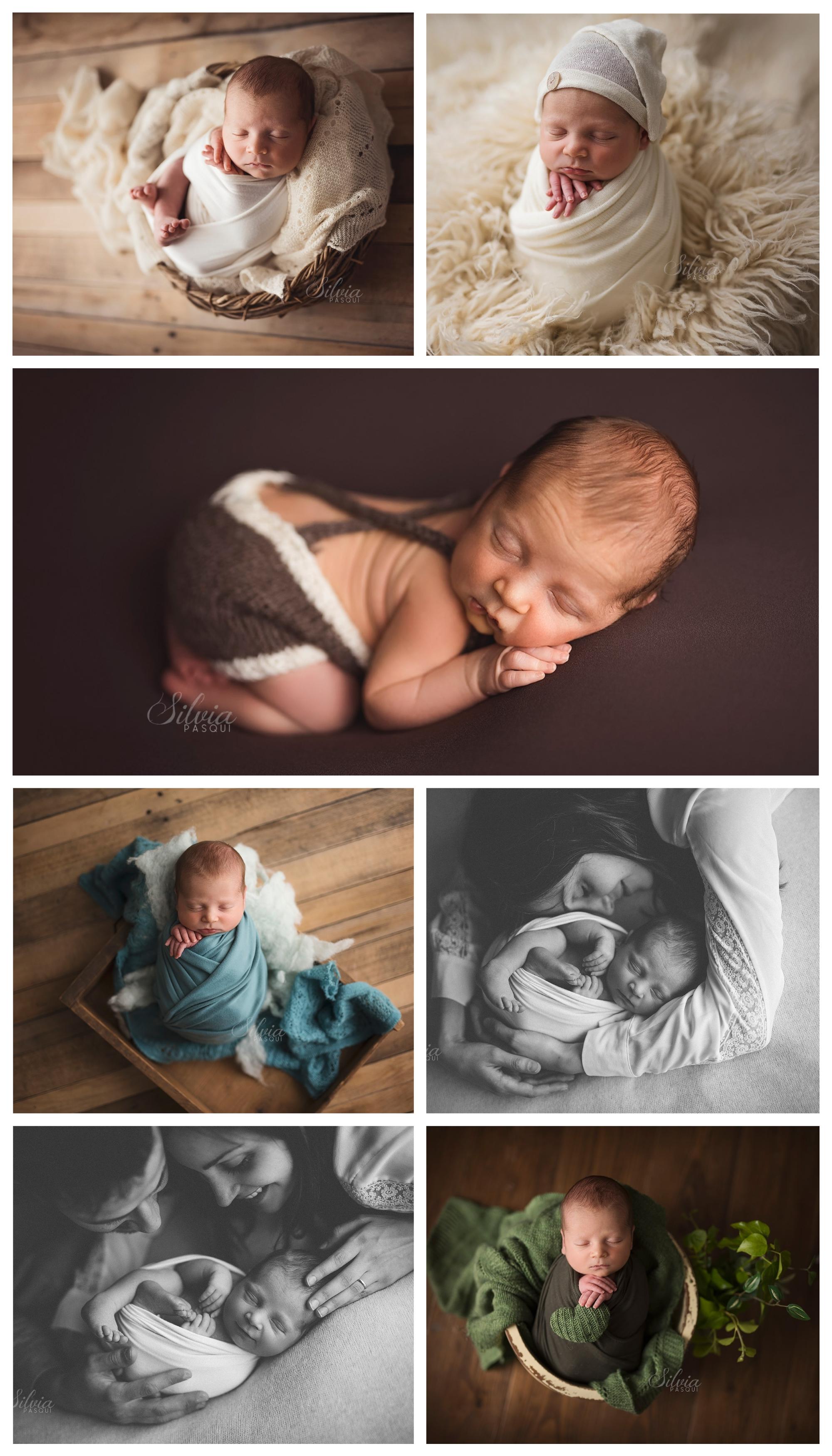 book foto neonato roma
