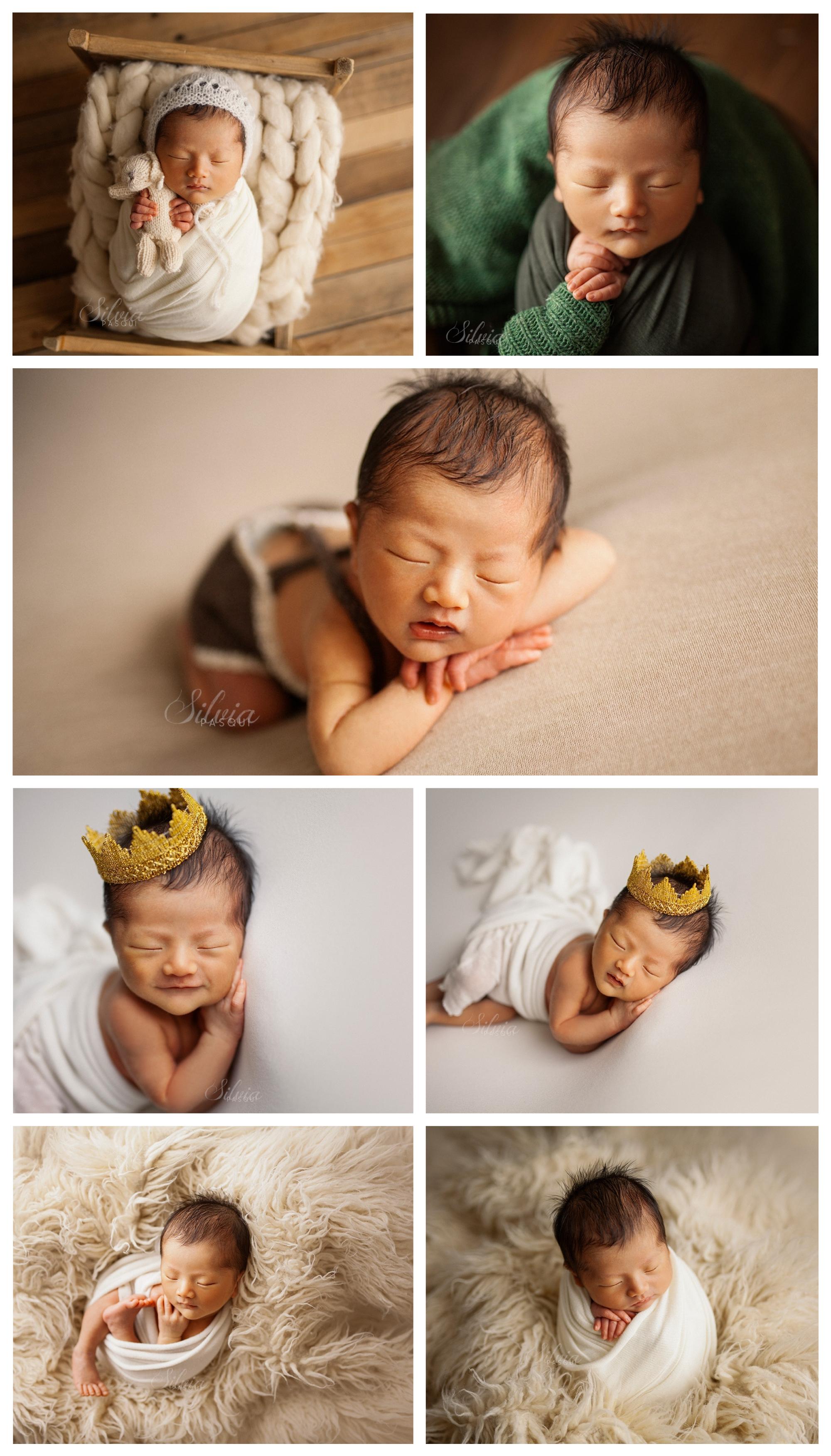 miglior fotografo neonati