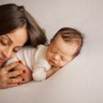 bambini neonati foto