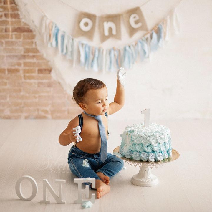Simone, 12 mesi