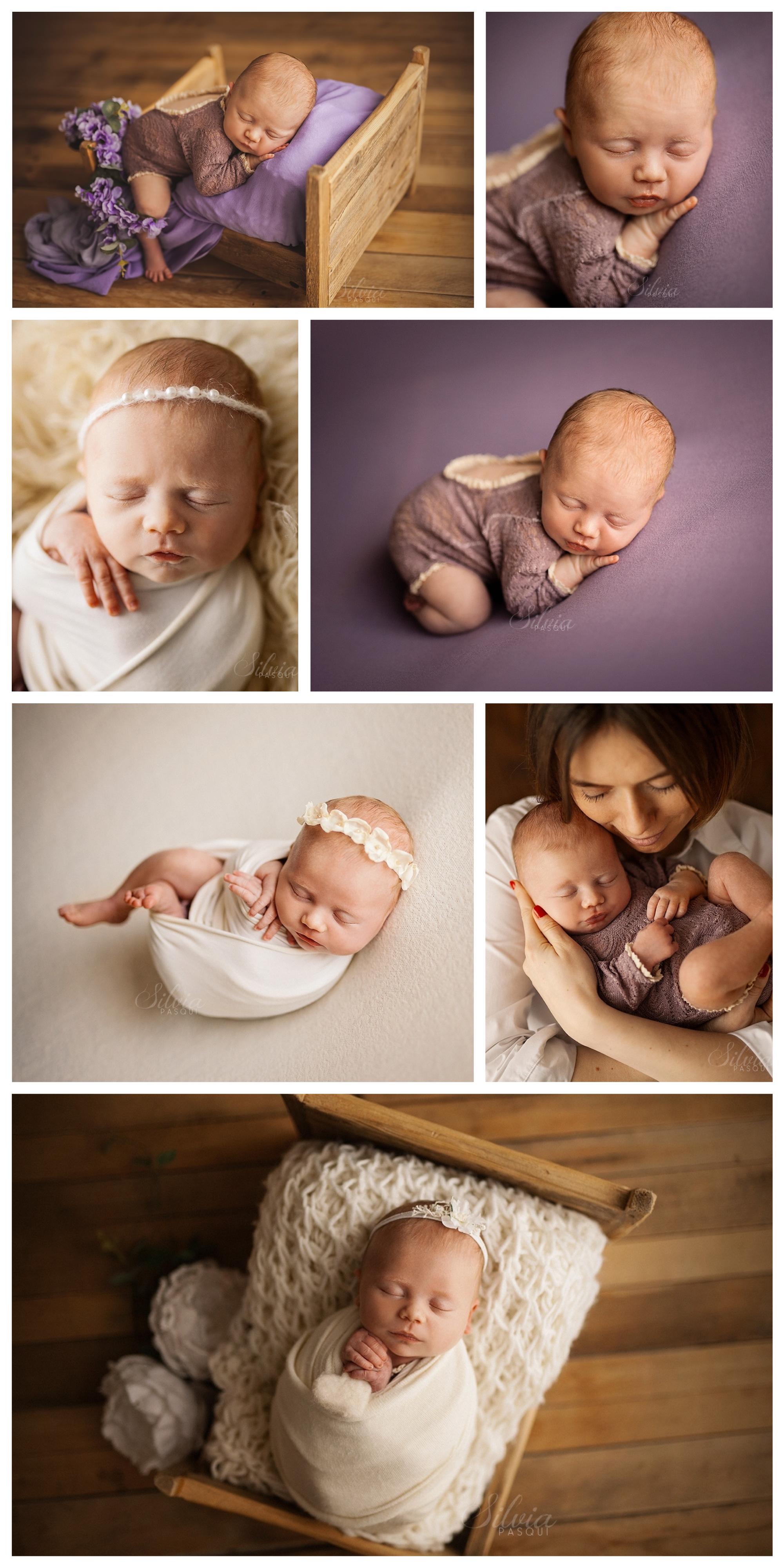 fotografi per neonati