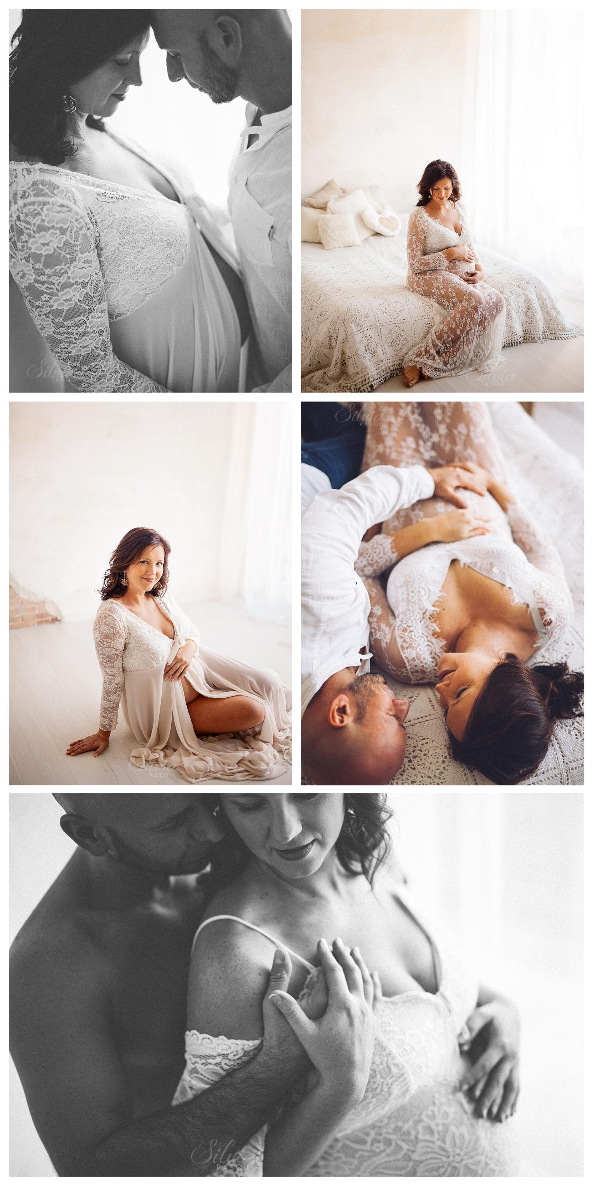 Sono una fotografa gravidanza