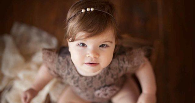 Zoe, 9 mesi