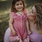servizio fotografico mamma e figlia festa della mamma