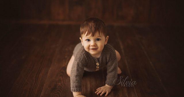 Andrea, 9 mesi