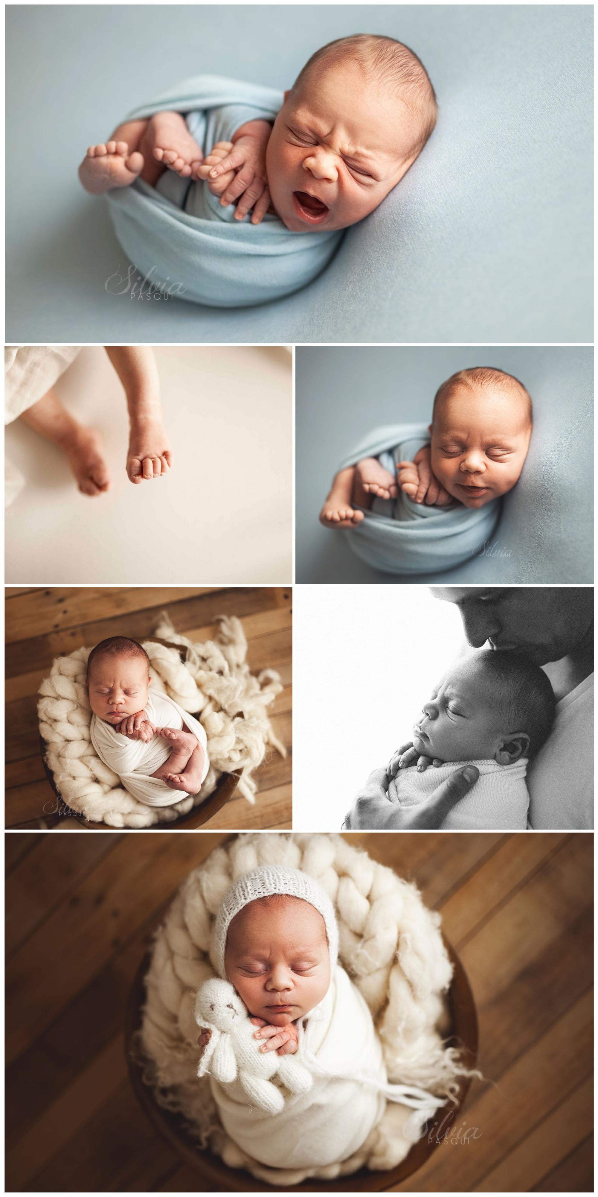 servizi fotografici a neonati