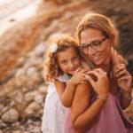 Fotografa famosa di bambini e famiglie