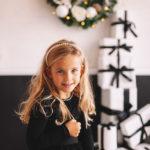 foto natalizie roma bambini