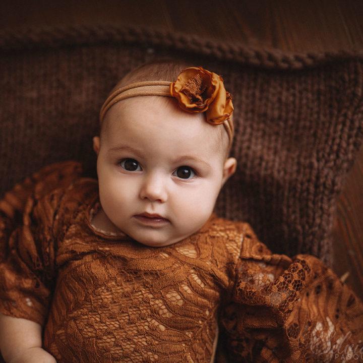 Mia, 6 mesi