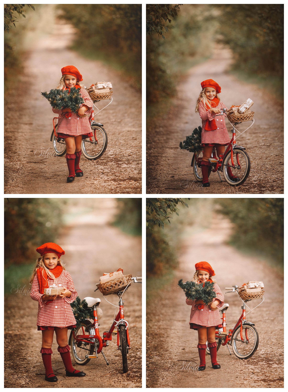 servizi fotografico natale bambini roma