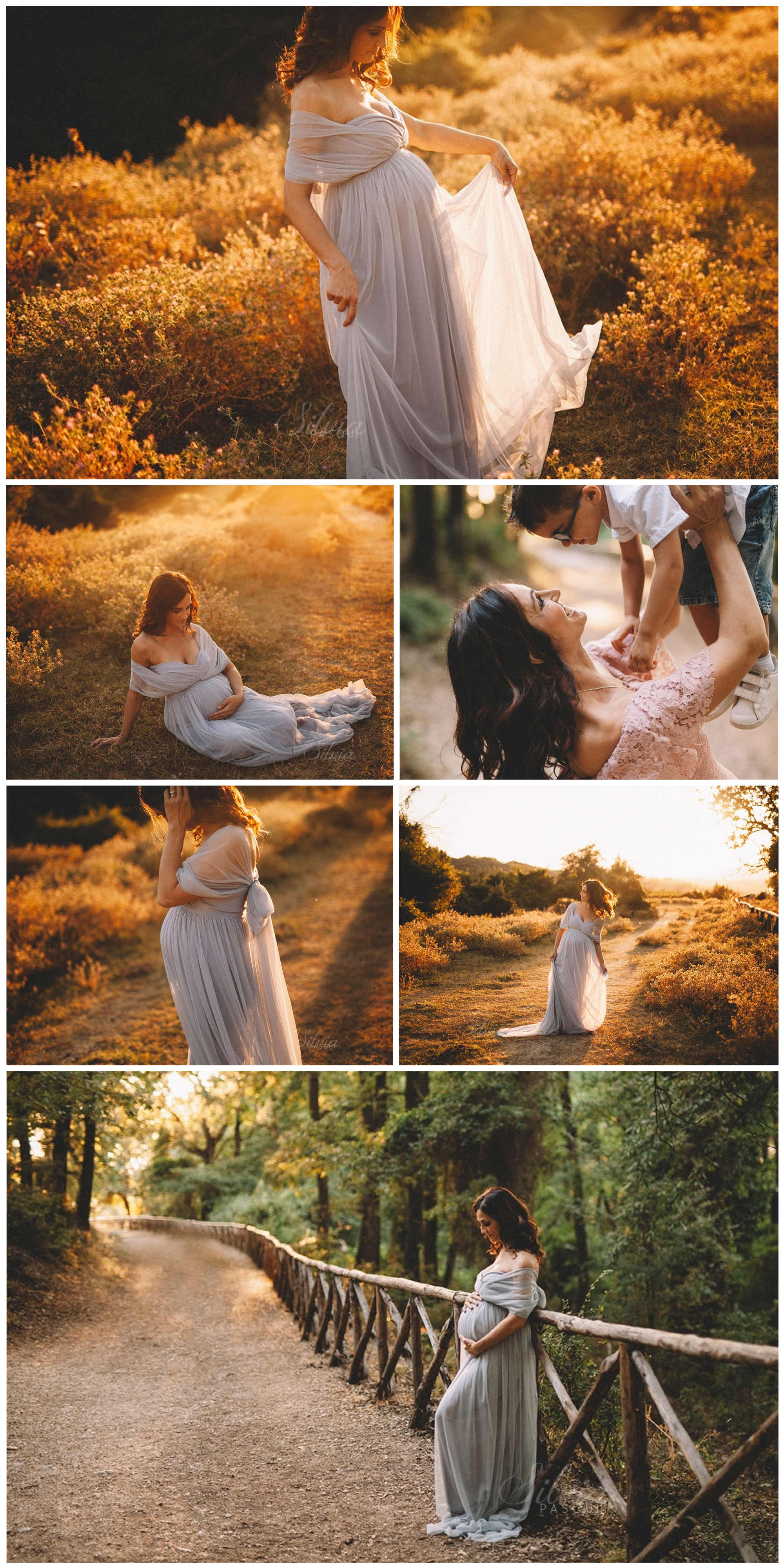gravidanza fotografa famosa