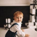 servizi fotografici di natale bambini roma