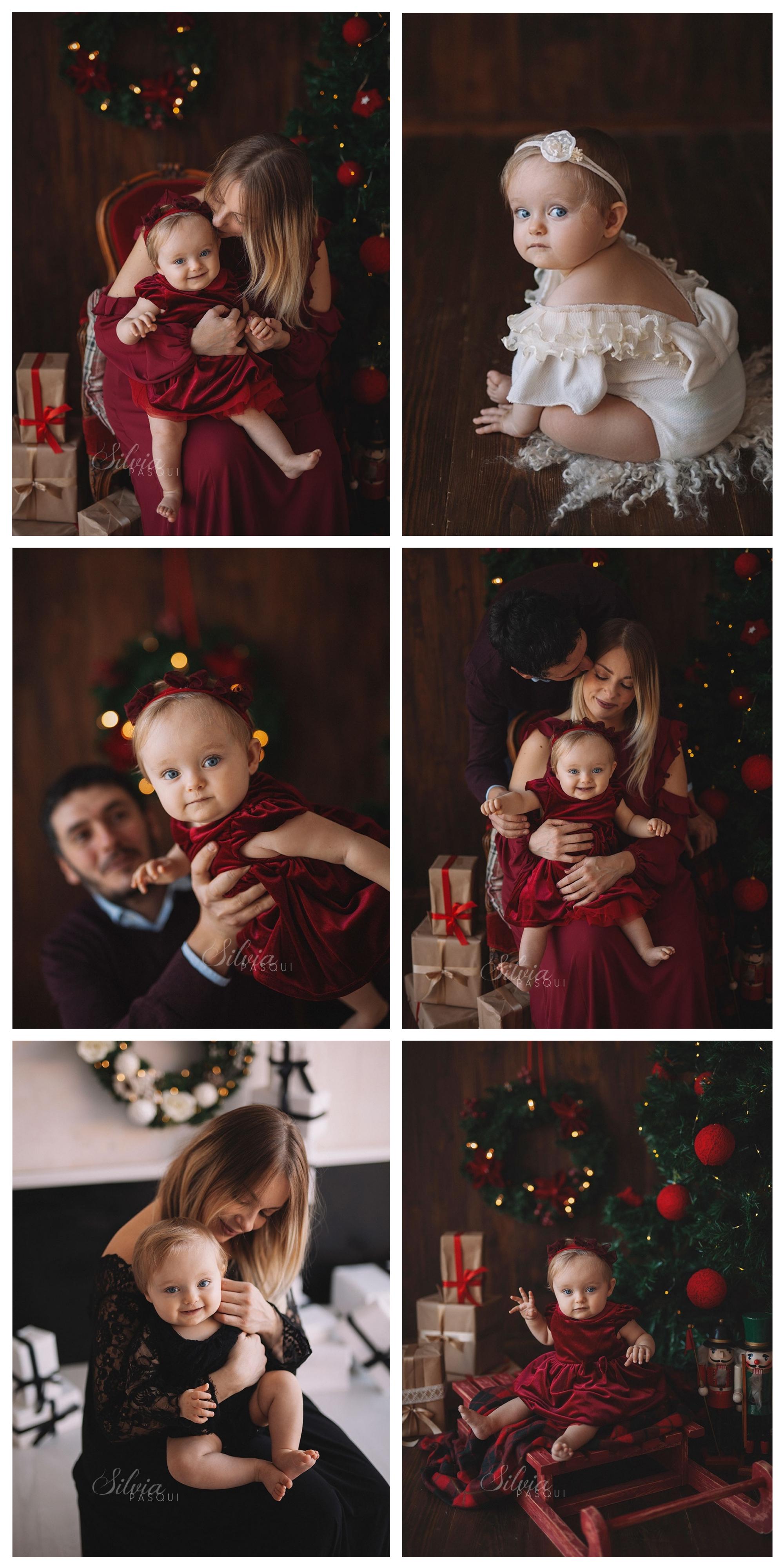 bambina natale fotografa roma
