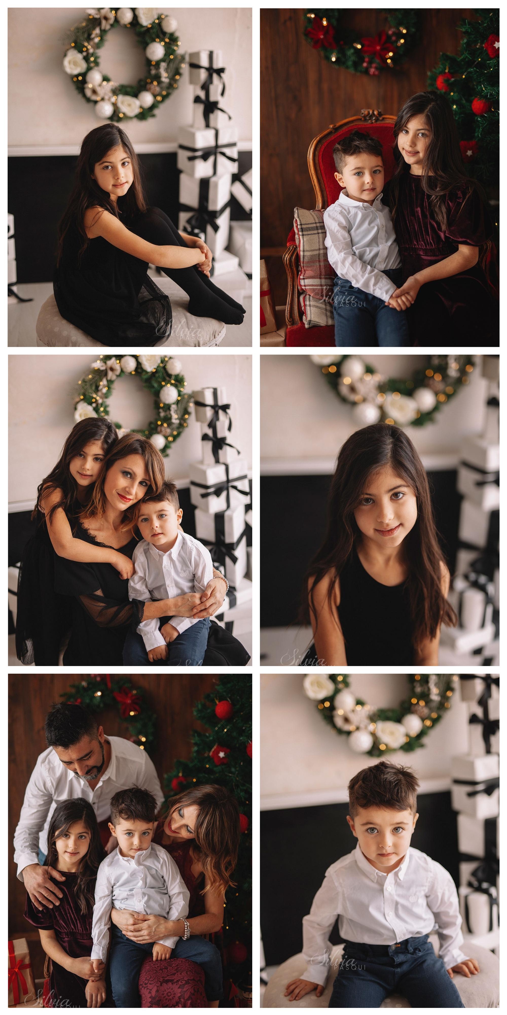 bambini fotografie natale roma