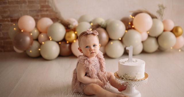 Primo compleanno Federica