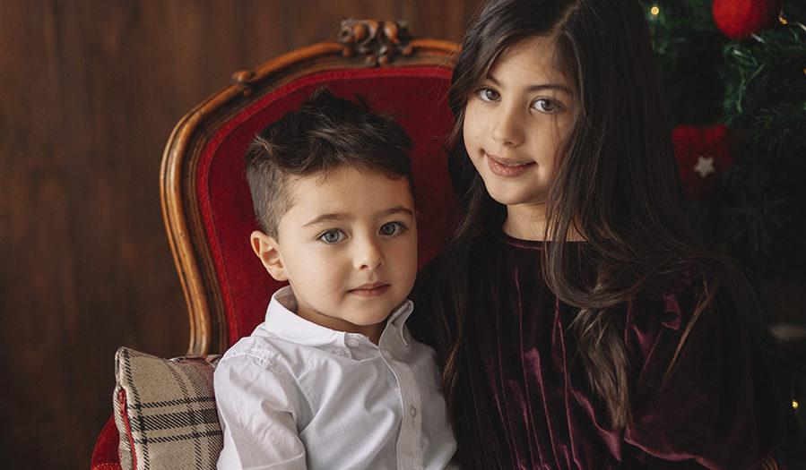 Nicole e Christian Natale