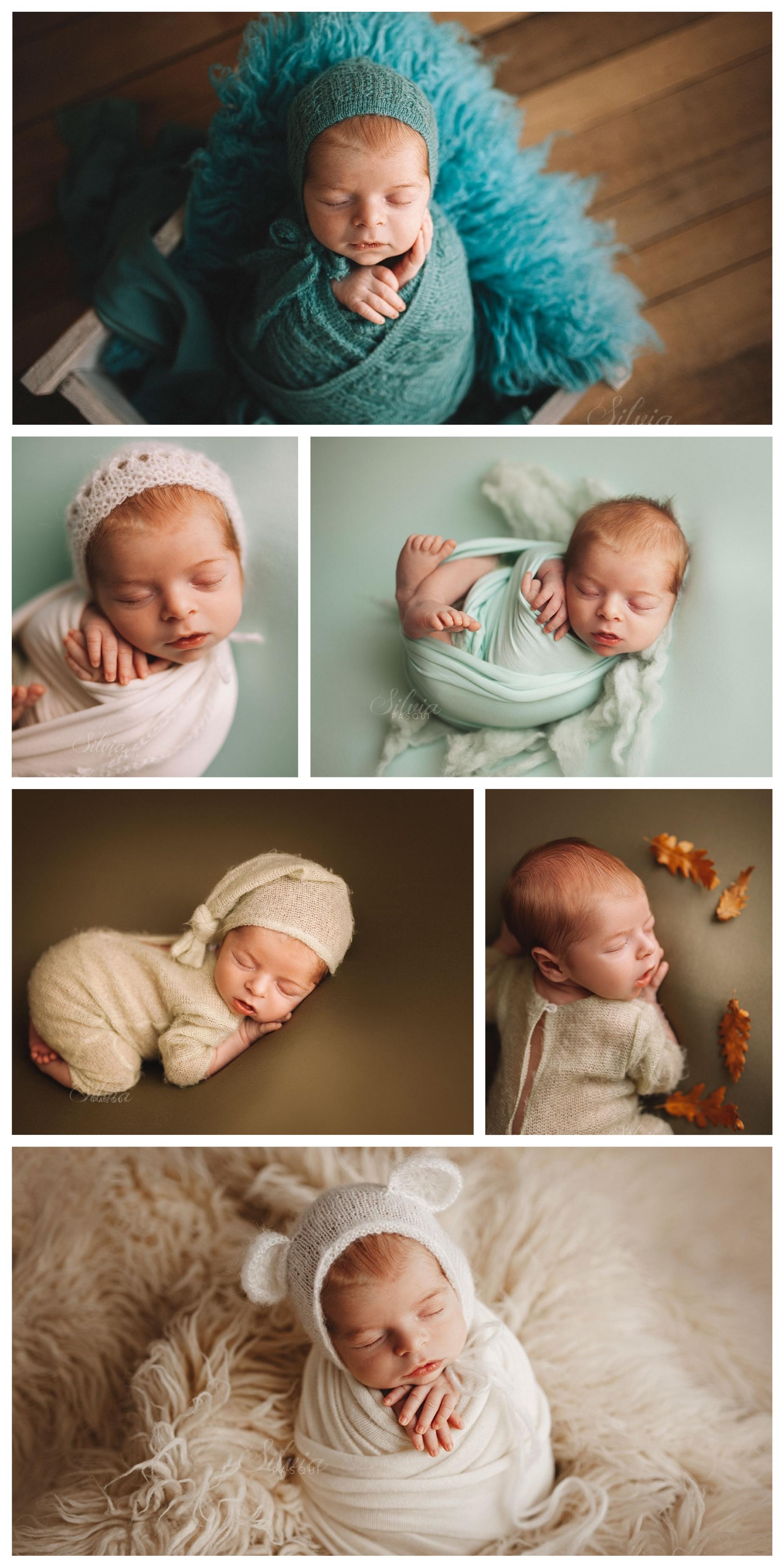 Servizi fotografici bambino neonato