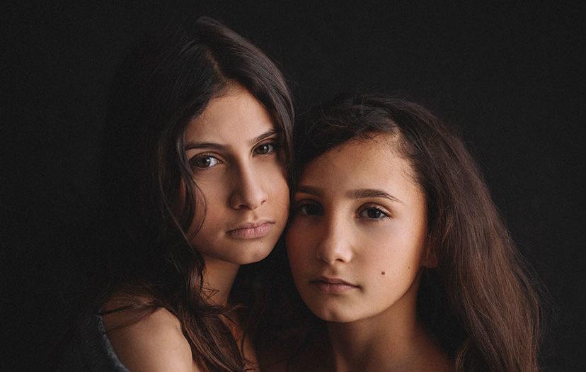 Sofia e Nicole